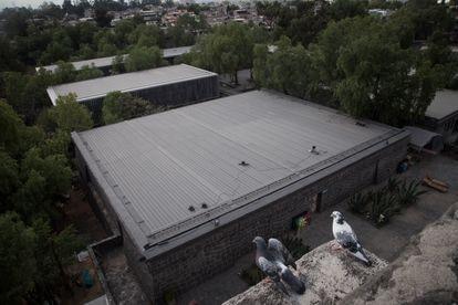 El Museo Diego Rivera Anahuacali, que alberga una de las mayores colecciones de arte prehispánico del mundo.