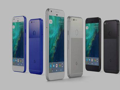 El nuevo smartphone de Google: Pixel