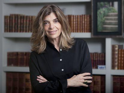 Xandra Falcó, hija del marqués de Griñón, acaba de ser nombrada presidenta del Círculo Fortuny