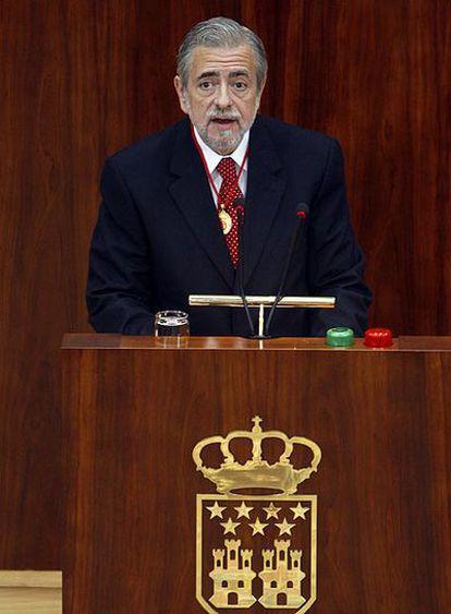 Antonio Beteta, en una comparecencia reciente.