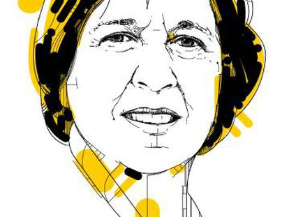 """Dolors Udina: """"Traducir a Virginia Woolf fue un viaje fascinante"""""""