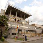 Comisaría de la policía nacional en la ciudad de Ourense.