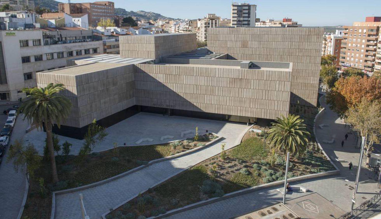 Museo de Arte Íbero de Jaén.