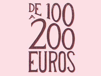 Obsequios desde 100 hasta 200 euros