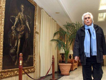 El empresario cordobés Rafael Gómez Sandokán, en 2013.