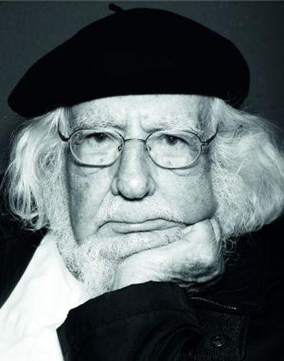 El poeta nicaragüense Ernesto Cardenal.