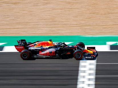 El GP de Gran Bretaña de Fórmula 1 se celebra este fin de semana en el circuito de Silverstone (Inglaterra).