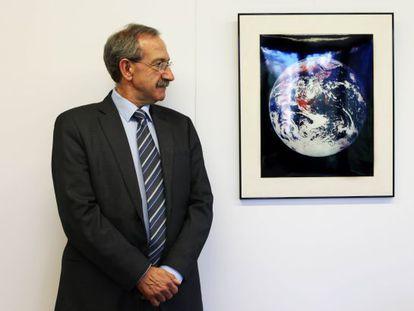 El fiscal de Medio Ambiente, Antonio Vercher.