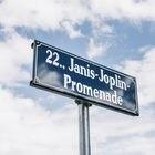 Paseo de Janis Joplin Seestadt Aspern