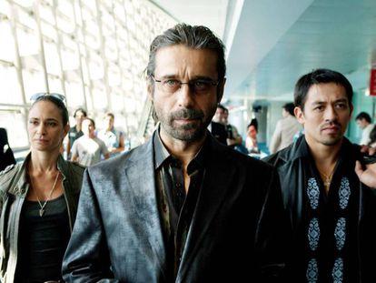 Jordi Mollà interpretando a un narco en la película 'Colombiana' (2011). El actor catalán se ha especializado en estos papeles. También aparece en 'Blow' y 'Dos policías rebeldes II'. En vídeo, tráiler de 'Rambo: Last Blood'.