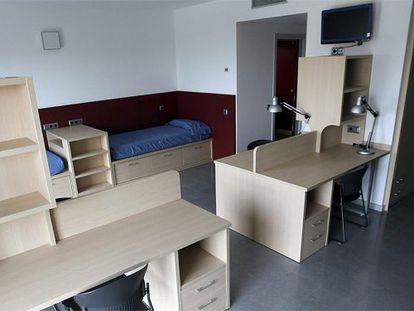 Así son las habitaciones de La Masia.