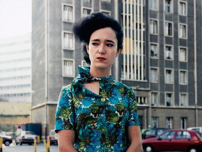 Fotografía sin título de Valérie Jouve, que forma parte de la exposición que ofrece a partir de este miércoles CaixaForum, 'Cámara y ciudad', sobre la relación de las ciudades con la fotografía y el cine