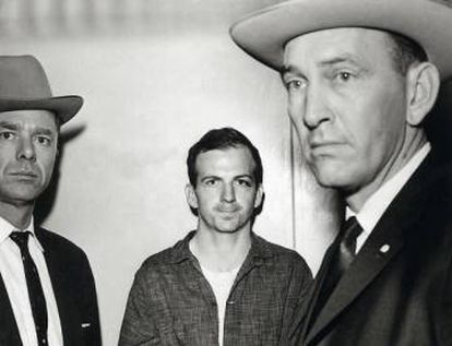 Lee Harvey Oswald.