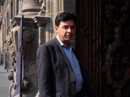 Jesús Ramírez Cuevas, vocero del Gobierno de México.
