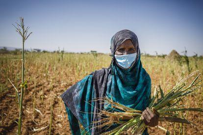 Las mujeres han sufrido desproporcionadamente el impacto de la pandemia.