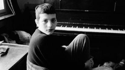 Danila Stoyánova, en una foto sin fechar.