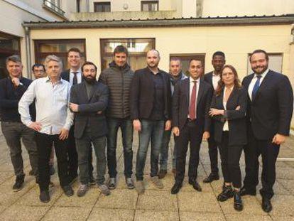 Los desencuentros entre Macron y el Gobierno italiano abren una crisis diplomática entre dos socios fundadores de la UE