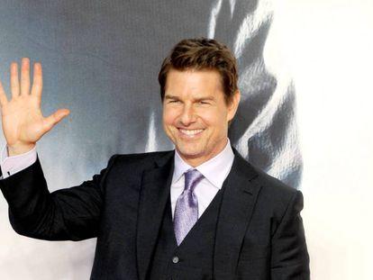 Tom Cruise, en el estreno de 'Misión Imposible: Fallout' en mayo en Londres.