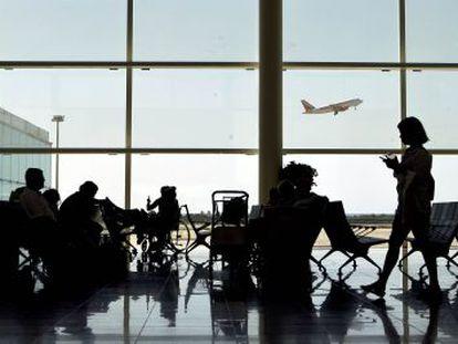 Aeropuerto de El Prat.