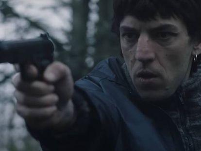 Fotograma de la serie 'Patria'. En vídeo, el tráiler de la serie.