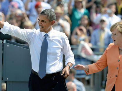 Obama invoca el 'espíritu de Berlín' para expandir la libertad y el bienestar