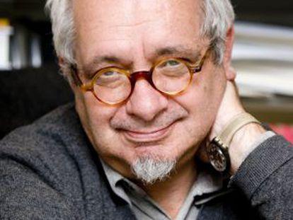 Constantino Bértolo, antiguo editor de Debate y Caballo de Troya, en 2008.