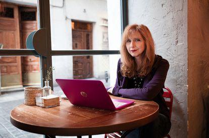 Helena Medina comenzó su carrera en Estados Unidos elaborando reportajes para la NBC.