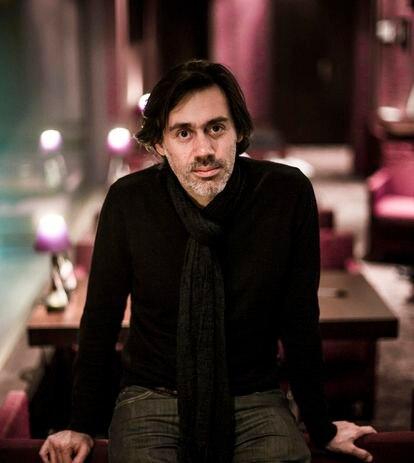 The French filmmaker Emmanuel Mouret.