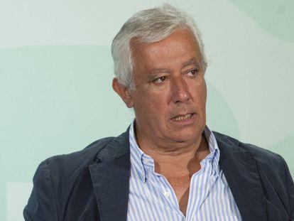 Javier Arenas, vicesecretario de Política Autonómica del PP.