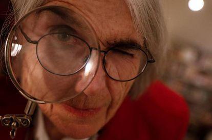Donna Leon, el 26 de abril en Madrid.