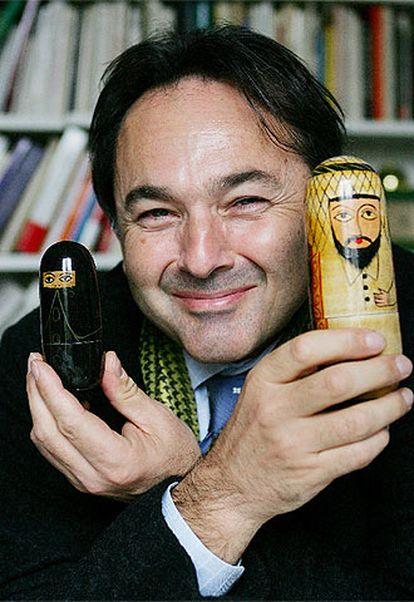 Gilles Kepel, especialista francés en el mundo musulmán.