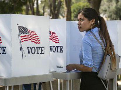 Las esperanzas de la llamada  ola azul  están puestas en una generación famosa por no acudir a las urnas, pero que este año parece querer cambiar las estadísticas