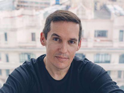 Jorge Ruiz, cantante de Maldita Nerea.