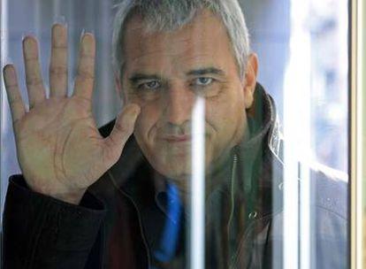 El director de <i>La clase</i>, Laurent Cantet.