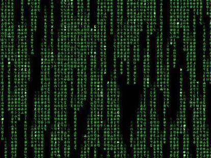 Fotograma de 'Matrix', filme de ciencia ficción de los hermanos Wachowski.