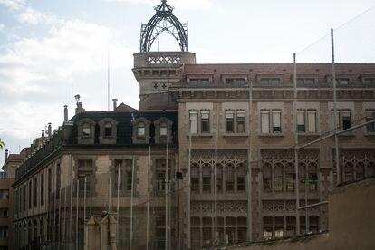 Edificio de la escuela La Salle-Bonanova, en Barcelona.