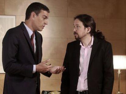 La líder andaluza de Podemos no participará en el proceso al considerar las preguntas  tendenciosas   Llegar a un acuerdo íntegro para un Gobierno de coalición  o  un Gobierno diseñado únicamente por el PSOE