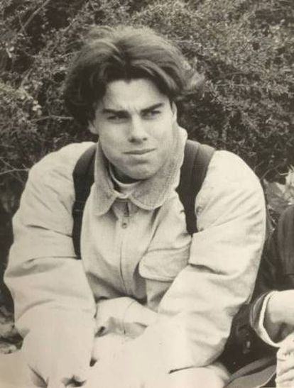 Una imagen de Tobias Rathjen, en 1996.