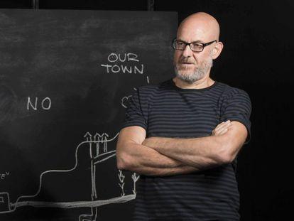 El director teatral Àlex Rigola.