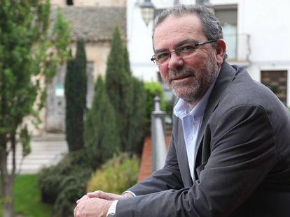 Joan Reñé, presidente de la Diputación de Lleida y alcalde de Fondarella, en 2011.