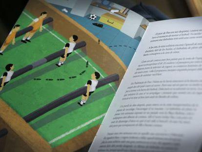"""""""El futbol continuà provocant paraules: cròniques, assaigs, històries..."""""""