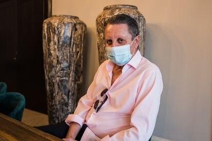 José Fernando Cabrera, empresario y propietario entre otros, del Royal River Luxury Hotel en el municipio de Adeje.