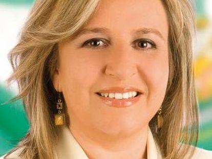 Isabel Barriga.