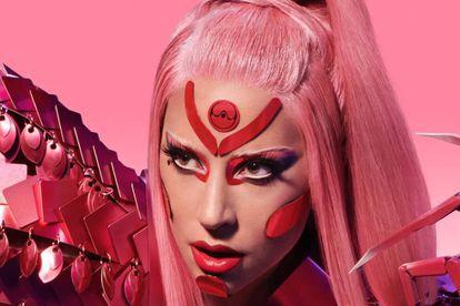 Lady Gaga enun fotograma de su nuevo video.