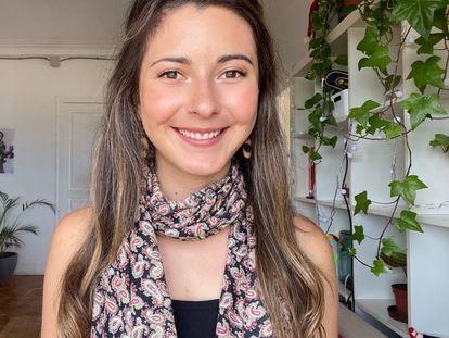 Elizabeth Sherr,  'tiktokera' cuyo último objetivo ha sido unir fuerzas con otros para crear una campaña medioambiental en Barcelona, en busca de concienciar y crear un cambio de comportamiento.