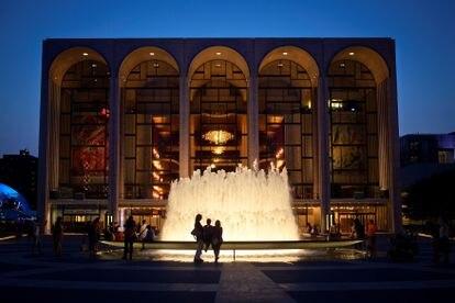 Metropolitan Opera de Nueva York en 2014.