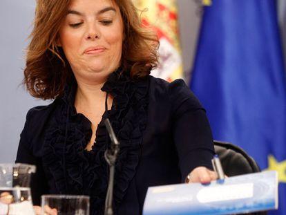 El Gobierno amenaza a Mas: si intenta la consulta, el Constitucional lo impedirá