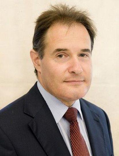 Fabrice Leggeri, en una foto oficial de la agencia.