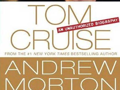 La portada del libro sobre Cruise.