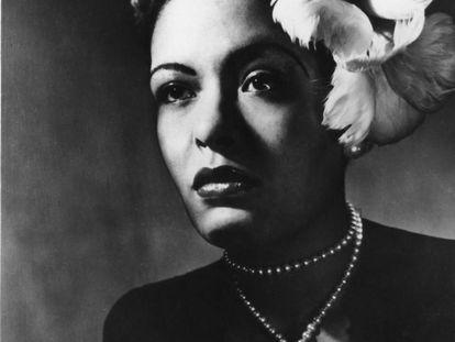 Billie Holiday en 1943.